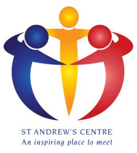 St Andrew's Centre full logo