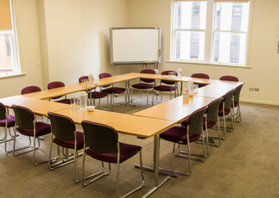 conference room 1 baord room style
