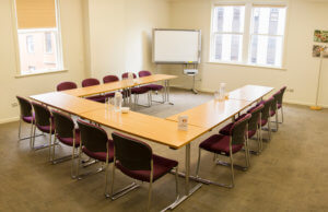 conference room 1 in a u-shape