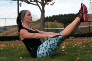 Nellie pilates teacher