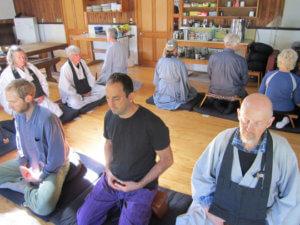 Zen Wellington mediation class