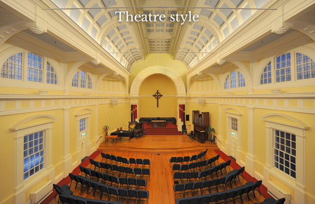 church-theatre-style